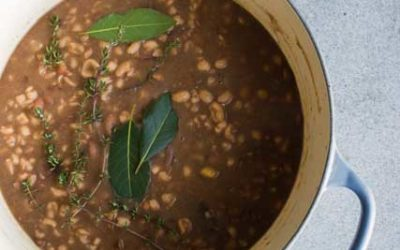 Isitambu (Samp & Beans)