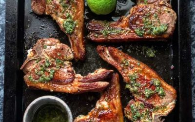 Lemon & Herb Lamb Chops
