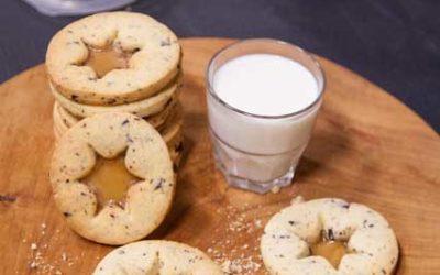Butterscotch Choc Chip Cookies