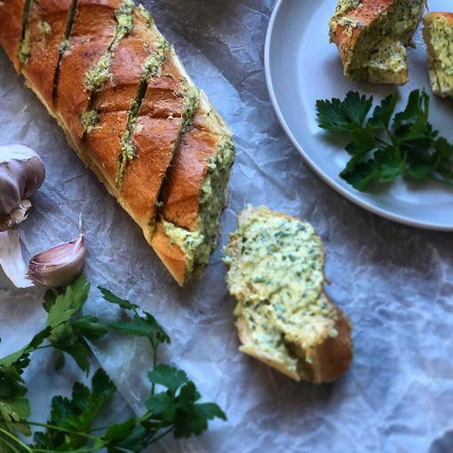 Cheese Melt Garlic Bread