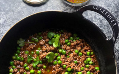 Zola's Feasts Spiced Mince