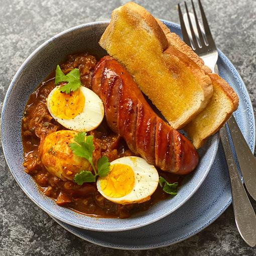 Zola's Feasts Egg Chutney