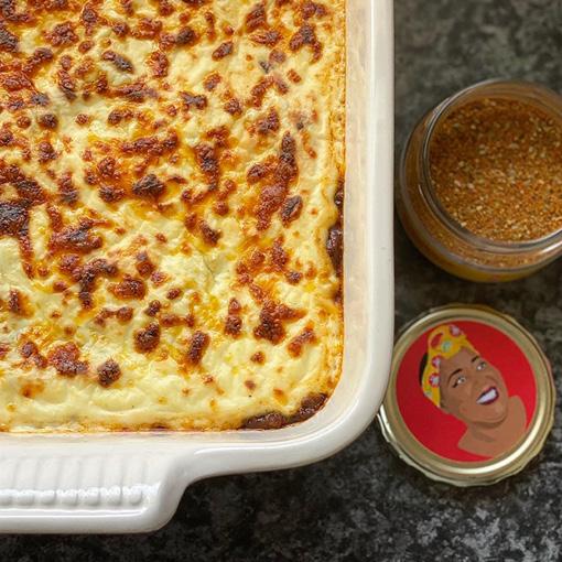 Zola's Feasts Lasagne