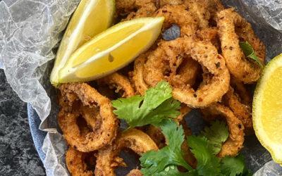 Zola's Feasts Crispy Calamari