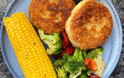 Zola's Feasts Fish Cakes