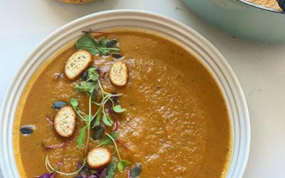 Zola's Feasts Butternut Soup