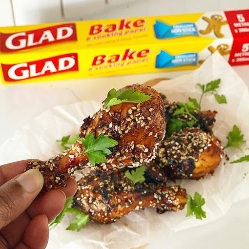 Sticky Soy Sesame Chicken